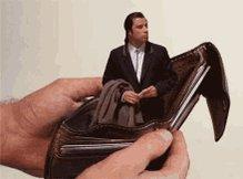 Poor Money GIF
