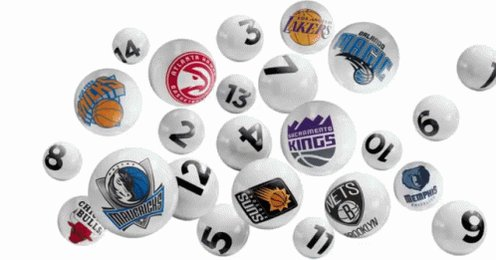 Interesting story lines ahead of tonight's draft lottery:  1) HOU have a 47.9% chance of losing their pick to OKC and instead picking 18th 2) CHI keep their pick if it lands top 4 3) OKC could end up with two top 5 picks 4) MIN have a 62.8% chance of losing their pick to GSW https://t.co/yWs0UrShF8