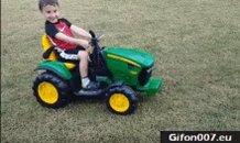 Tractor Fail GIF