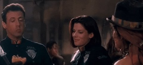 not bad sylvester stallone GIF by Ben L