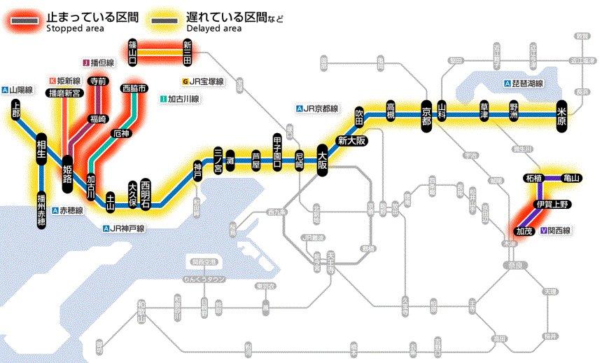 山陽 本線 運行 情報