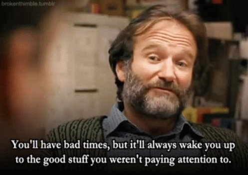 Happy Birthday, Robin Williams. We still miss you.