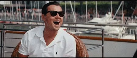 Lol The Wolf Of Wall Street GIF