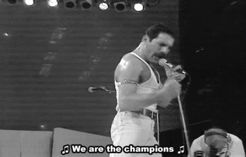 """""""We are the champions.""""  The flight crew on my flight from Milwaukee to Chicago played the Queen classic for #Bucks fans.   Applause ensued. #Suns #NBAFinals #NBAPlayoffs2021 https://t.co/XkYahV7a8L"""