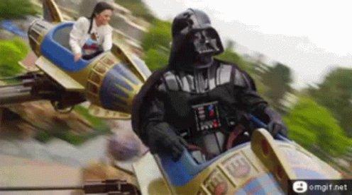 Disney Ride GIF