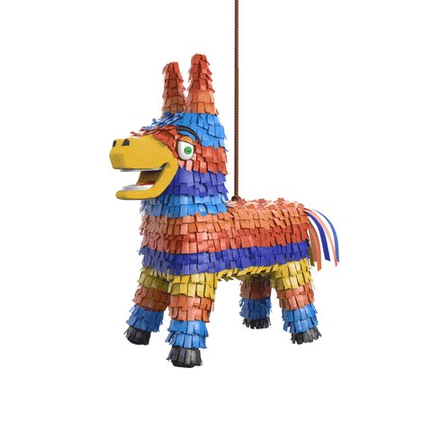 Donkey Pinata GIF by Mission Foods US