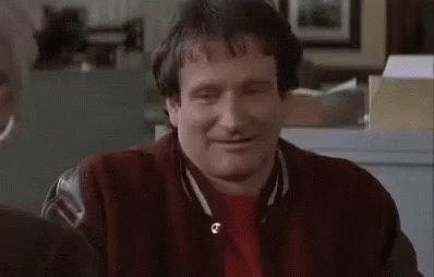 Happy birthday Robin Williams
