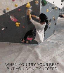 Climb Failure GIF