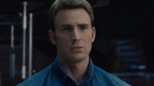 Avengers Captain America GIF