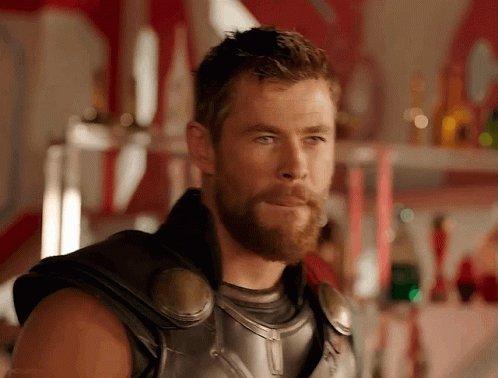 Thor Marvel GIF