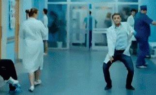 Радость Танец Счастье Интерны GIF