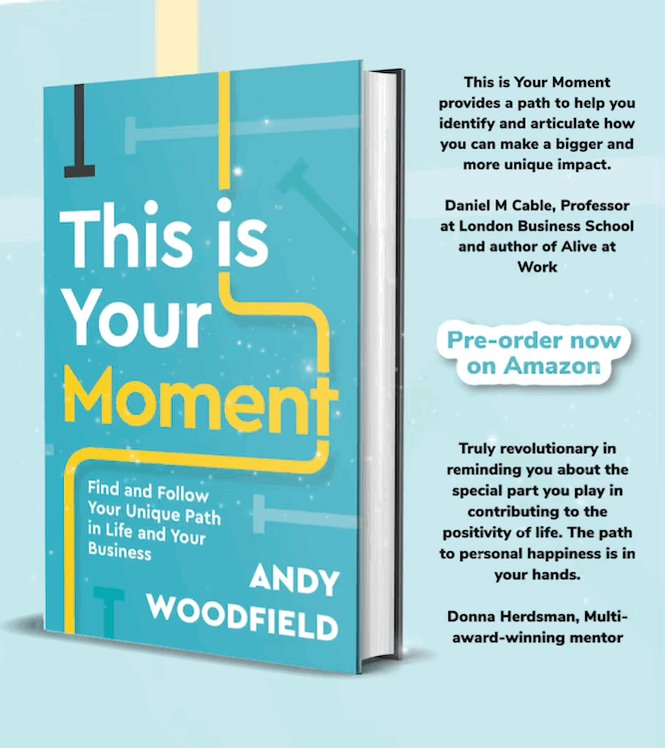 My new #strengths book is a super practical, easy to read guide, great for anyone who's newly promoted, going for promotion of just wanting more from life, work and career 😃  #ThisIsYourMoment: Find and Follow Your Unique Path in Life and Your Business https://t.co/hNx9HgHk18. https://t.co/l22JDUUDvM