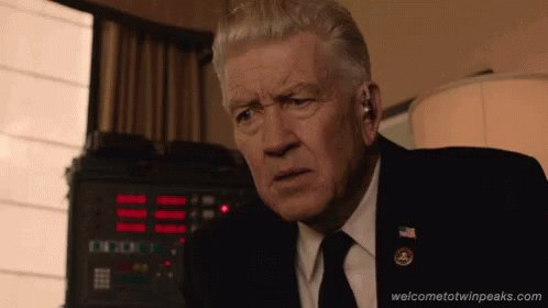 Twin Peaks David Lynch GIF