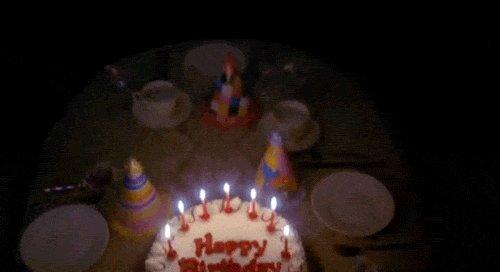 Slash on ! Happy birthday man !