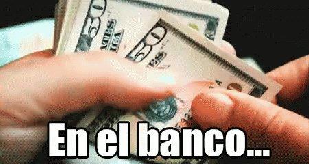 En El Banco GIF