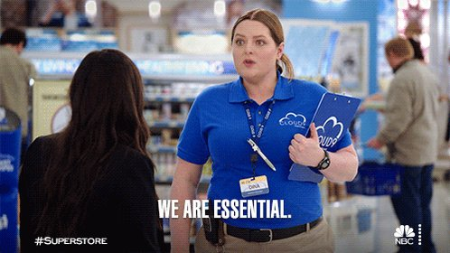 Season 6 Nbc GIF by Superstore