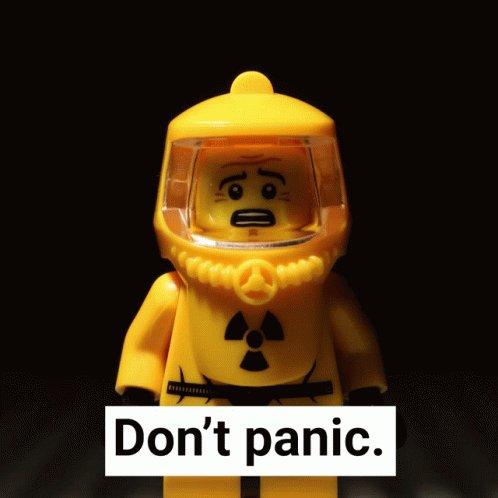 Panic Hysteria GIF