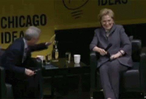 Hillaryclinton GIF