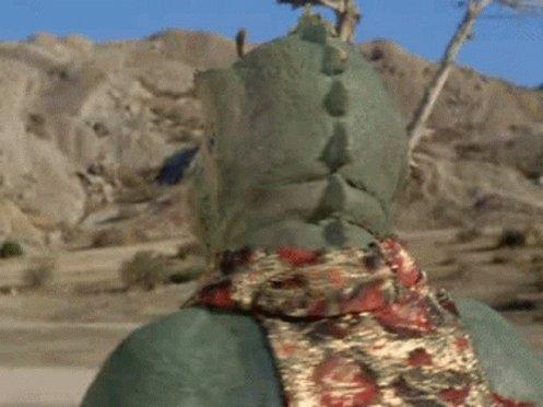 Reptile Star Trek GIF