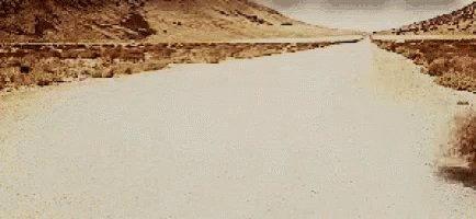 Desert Tumble Weed GIF