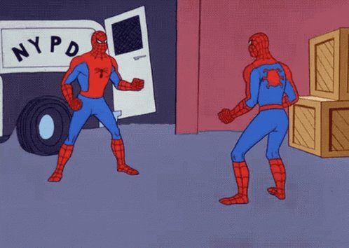 Spider Man GIF