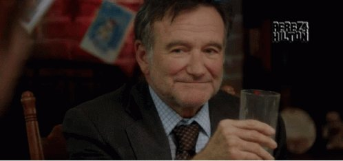Happy Birthday Robin Williams so greatly missed