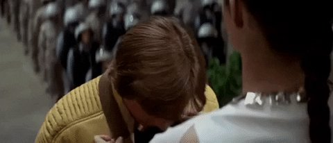 Happy Birthday to Mark Hamill, here in STAR WARS!