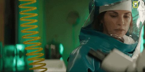Season 1 Scientist GIF by National Geographic Channel