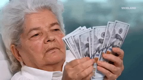 Pay Day Money GIF by MOST E...
