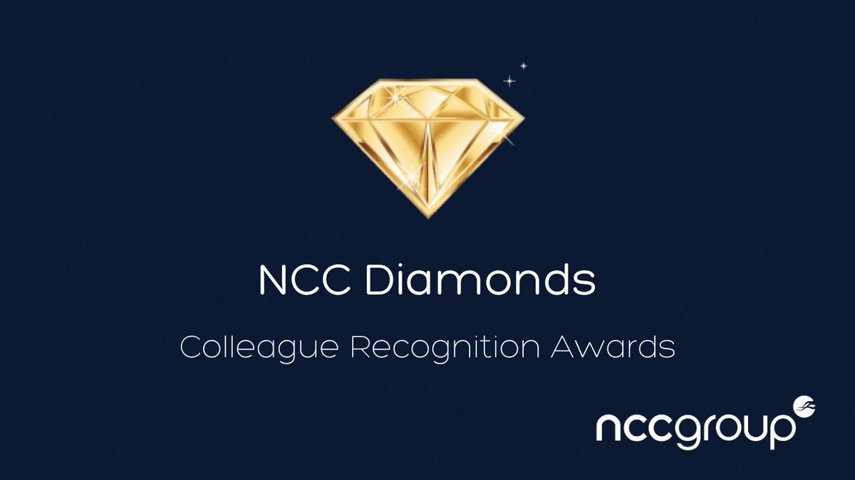 Have you been keeping up with our #NCCDiamonds? We've been featuring the global winners of our colleague recognition awards on Instagram. Find out more at https://t.co/ndCRKofbWL https://t.co/7YFyzxKm2y