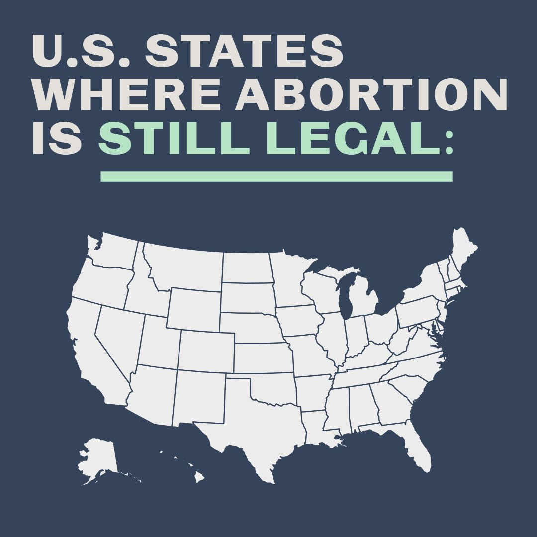 #Roe was a promise that abortion would be legal across all 50 states. That guarantee is now wearing thin and could quickly disappear.   If you're still unsure about why this is such a big deal, check out how your state could be affected: