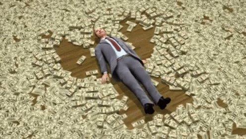 Money Angel GIF