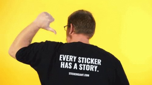 Stickers Stickergiant GIF