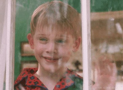Home Alone Reaction GIF by ...