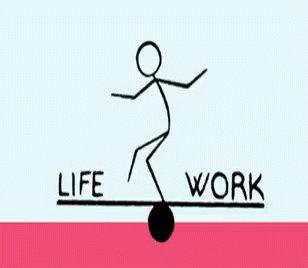 Balance Life And Work GIF