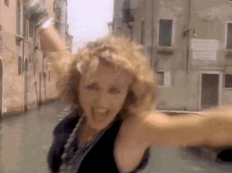 Happy 63rd birthday, Madonna!