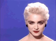 """Happy birthday to my idol and the \""""queen of pop\"""""""