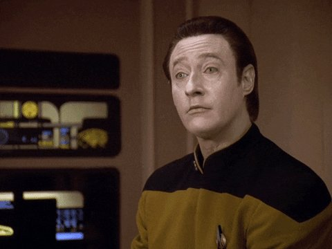 Fail Star Trek The Next Generation GIF by MOODMAN