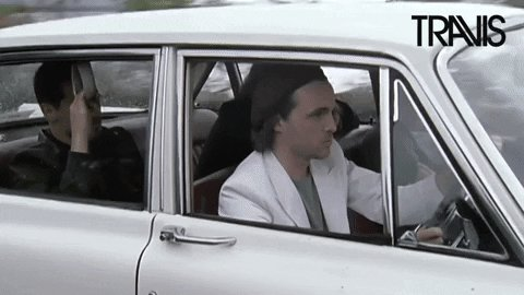 Road Trip Reaction GIF by T...