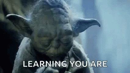 Yoda Star Wars GIF