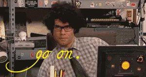 When My Friend Has Gossip GIF