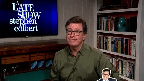 Ill Take It Stephen Colbert GIF by The Late Show With Stephe