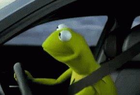 Driving Like GIF