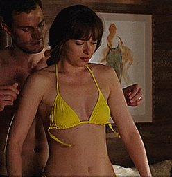 Dakota Johnson – Fifty Shades Freed (2018)  – Celeb Nudity