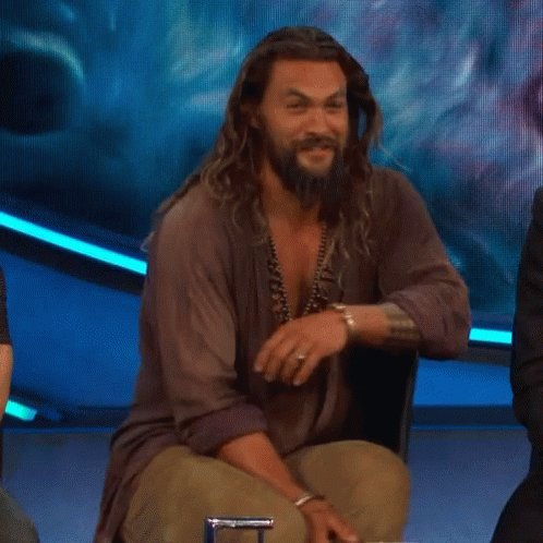 Happy 40th Birthday, Jason Momoa! Awww isn\t he cute? ~
