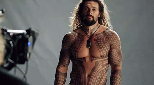 Good morning and Happy Jason Momoa s Birthday everybody! We are