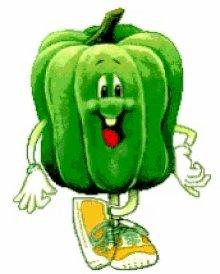 Картинки анимация овощи