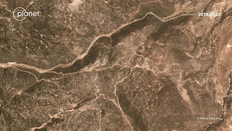 Forest cover that #Syria can ill-afford to lose.