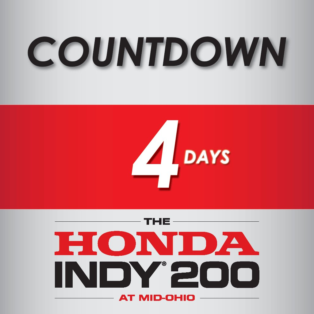 Its #Honda200 Raaaaaaaaace Week! Will you be at Mid-Ohio? 🙋♂️🙋♀️