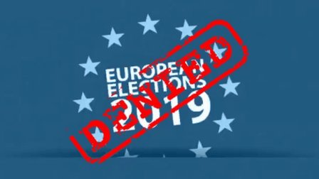 10s of thousands of EU citizens were unable to vote in the #EUElections2019.  #DeniedMyVote was a national scandal.  Please help us by funding our legal challenge to hold the Government to account ➡️https://www.crowdjustice.com/case/denied/